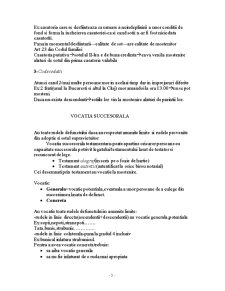Dreptul la Mostenire - Curs 3 - Pagina 3