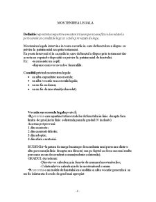 Dreptul la Mostenire - Curs 3 - Pagina 4