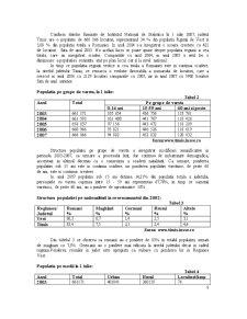 Economia Agroalimentara si a Mediului - Pozitia Judetului Timis in Cadrul Regiunii 5 Vest - Pagina 5