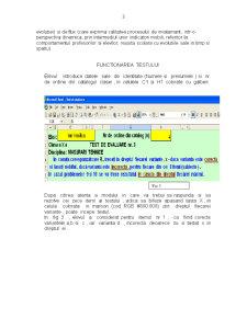 Test  Evaluare a Procesului de Invatamant - Pagina 3