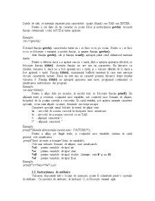 Operatori Aritmetici C++ - Pagina 2