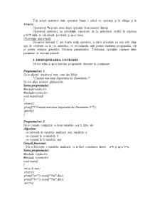 Operatori Aritmetici C++ - Pagina 4