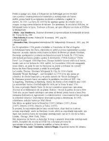 Organizarea Bursei de Valori - Pagina 2
