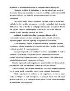 Recomandari privind Minimizarea - Riscurilor Modalitatilor de Plata Internationale Utilizate in BC - Pagina 4