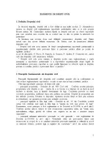 Drept Civil - Garantarea Obligatiilor - Pagina 1