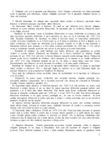 Drept Civil - Garantarea Obligatiilor Curs 2 - Pagina 2