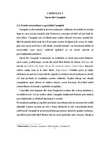 Opera lui Ion Luca Caragiale - Pagina 5