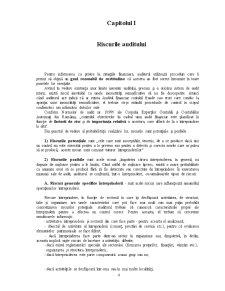 Identificarea Riscurilor de Audit - Pagina 5