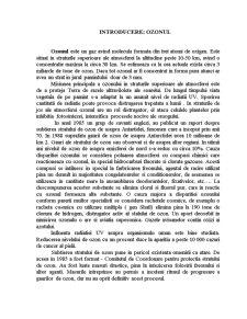 Distrugerea Stratului de Ozon - Pagina 4