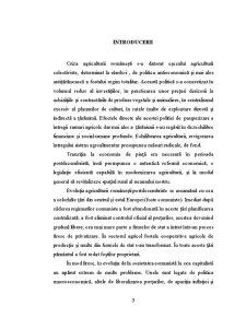 Politici Agricole Comunitare - Pagina 3