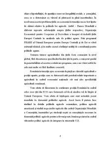 Politici Agricole Comunitare - Pagina 4