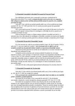 Curs - Drept Procesual Penal Curs 2