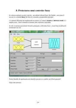 Proiect - Reglarea Temperaturii unui Cuptor