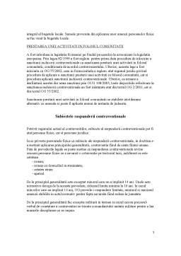 Curs - Drept Administrativ - Curs 8
