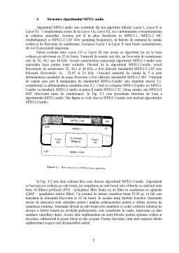 Proiect - Compresia Audio - Algoritmul MPEG 1 Layer 3