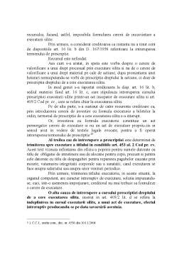 Referat - Dreptul Executarii Silite