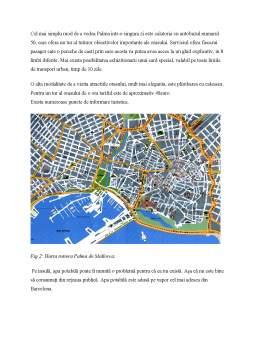 Proiect - Modele de Amenajare Turistica a Spatiului Litoral Studiu de Caz - Palma de Mallorca