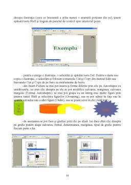 Proiect - Introducere în Microsoft Word