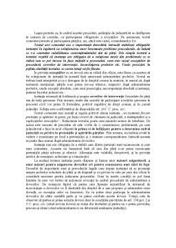 Curs - Institutii de Drept Procesual Civil