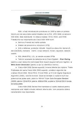 Referat - Proiectarea unei Retele Virtuale Network Folosind Ipsec