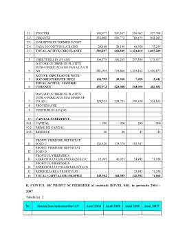 Proiect - Calculatia Costurilor la Societatea Comercială Rovel SRL Ploiești