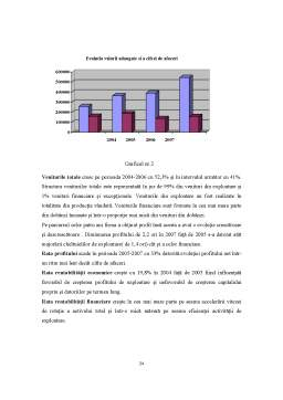 Referat - Analiza Echilibrului Financiar la SC Forest PID SRL Gura Raului - Sibiu