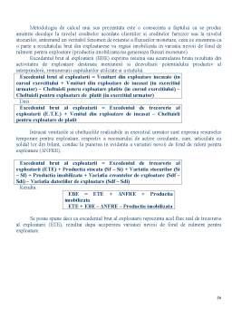 Curs - Bilant si Indicatori Bilantieri