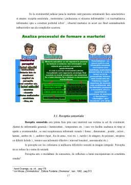 Referat - Identificarea Criminalistica cu Ajutorul Portretului Robot