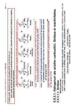Curs - Compusi Carbonilici Nesaturati