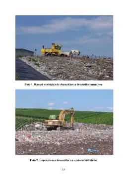 Proiect - Depozitarea Deșeurilor