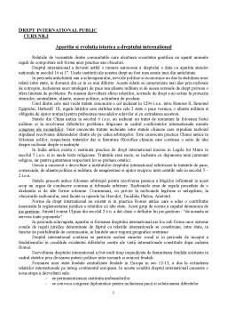 Curs - Drept International Public - Curs 2