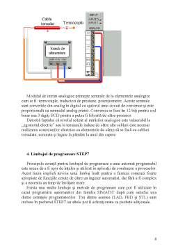 Proiect - Automate Programabile