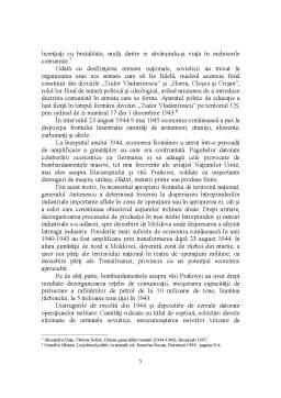 Referat - Efortul Economic al Romaniei in Razboiul Antihitlerist