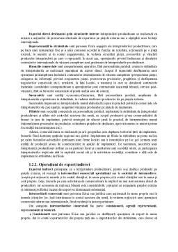 Curs - Specificul Operațiunilor de Comerț Internațional