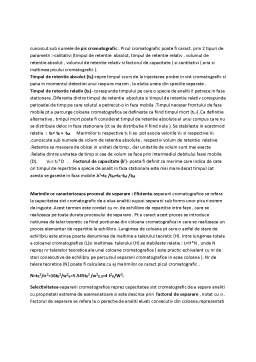 Curs - Metode Cromatografice de Analiza