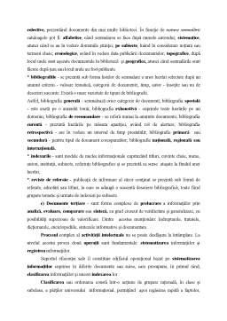 Curs - Documentarea în Cercetarea Științifică