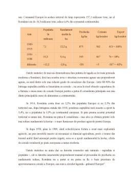 Referat - Agricultura si Locul Produselor Agroalimentare in Cadrul Fluxurilor Comerciale Externe