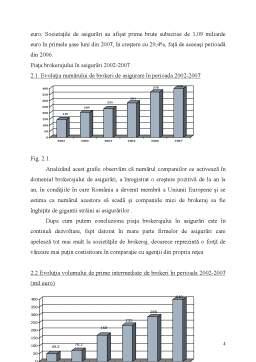 Proiect - Piața de Asigurări