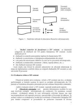 Curs - Analiza Sistemului Informațional Existent