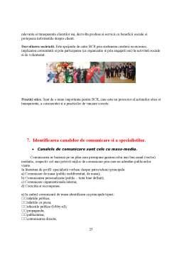 Proiect - Comunicare Financiar-Bancara - Banca Comerciala Romana
