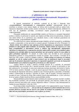 Referat - Raspunderea pentru Daunele Ecologice in Dreptul Comunitar