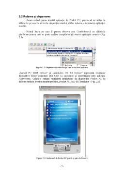 Curs - Programare PCPocket