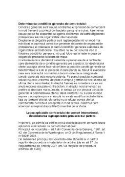 Curs - Contractul de Comert International