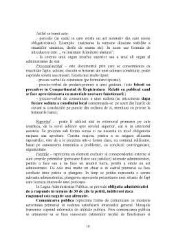 Proiect - Comunicarea la Nivelul Administratiei Publice Locale