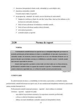 Proiect - Misiunea privind Ținerea Contabilității
