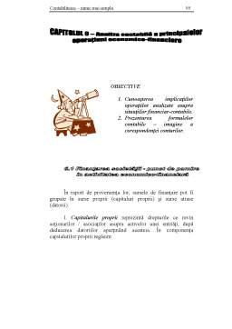 Curs - Analiza Contabila a Principalelor Operatiuni Economico - Financiare