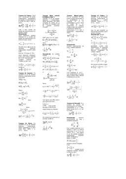 Seminar - Teoreme Probabilitati