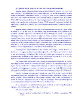 Curs - Tehnologii de Procesare a Informației Economice în Sisteme Informatice