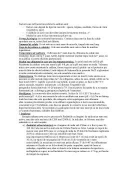Curs - Enterobacteriaceae