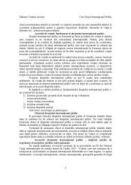 Curs - Drept Internațional Public I